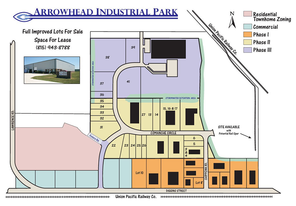 arrowhead-site-plan